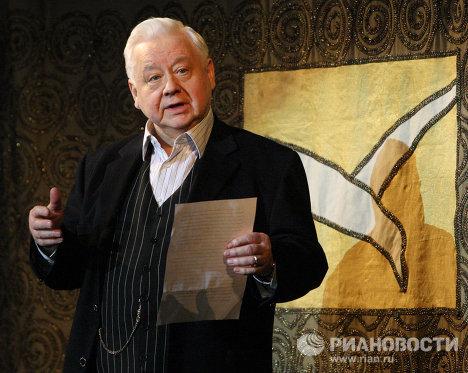 Юбилейный вечер Наш Чехов в МХТ имени А. П. Чеxова