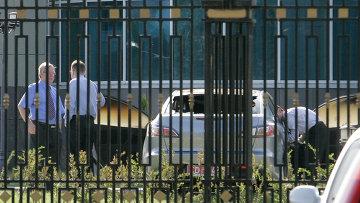 В посольство России в Минске бросили бутылки с зажигательной смесью. Архивное фото