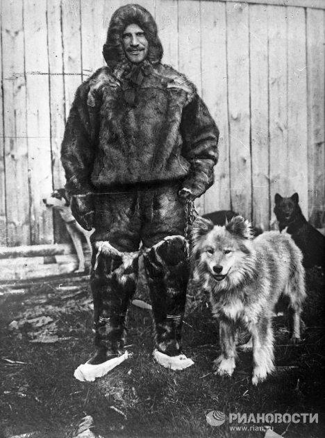 Путешественник Георгий Яковлевич Седов