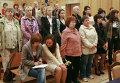Сторона потерпевших в Ленинском районном суде Перми