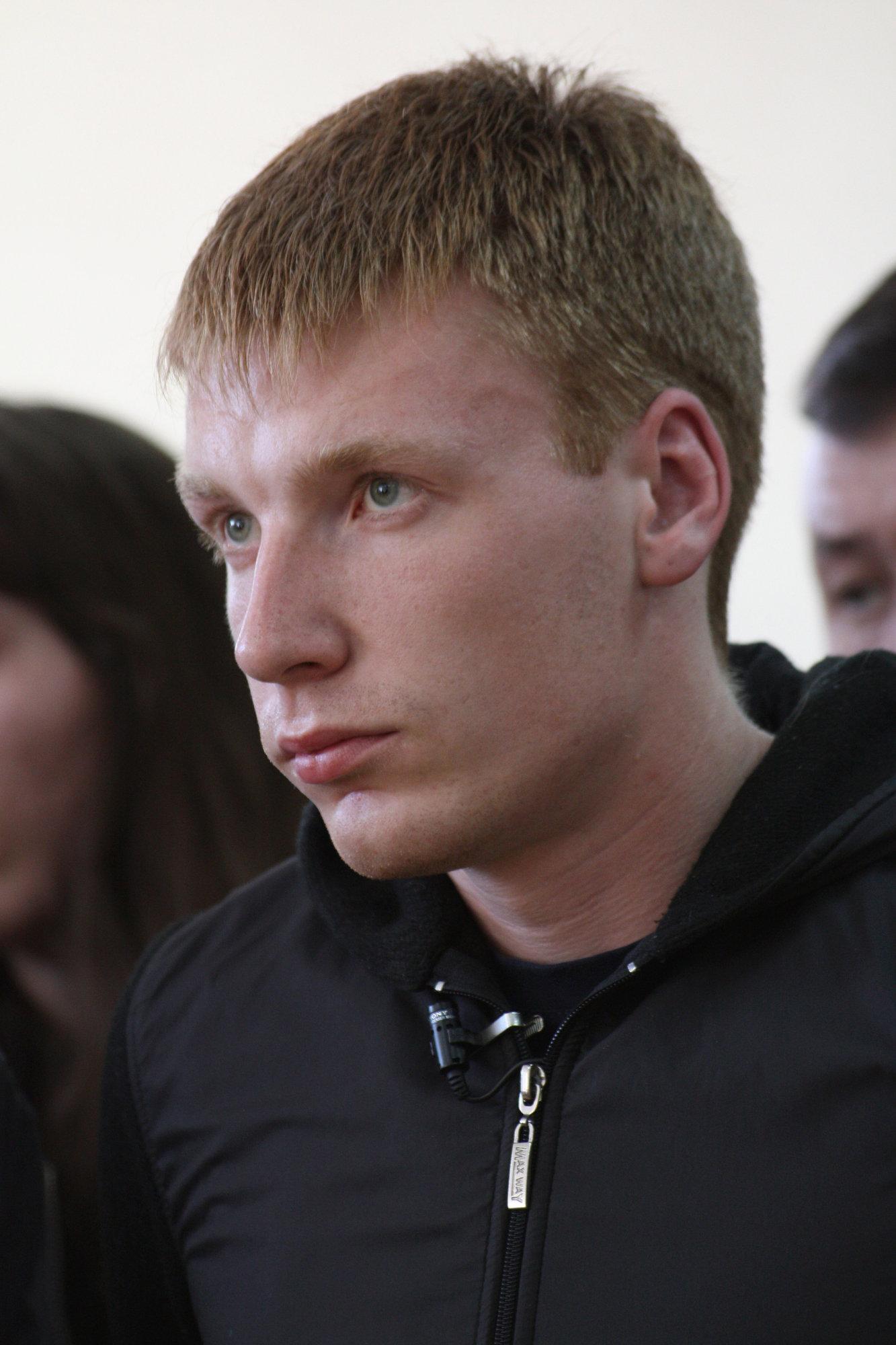 Глава фонда Город без наркотиков Егор Бычков