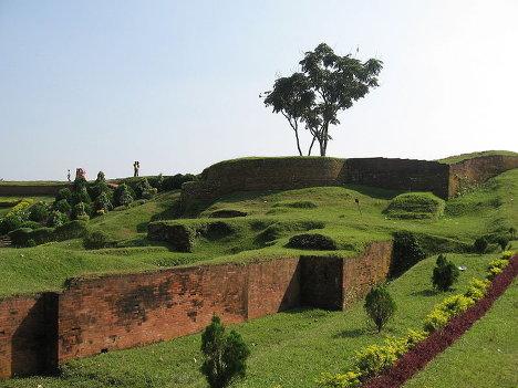 Один из древнейших городов мира Махастангар, Бангладеш