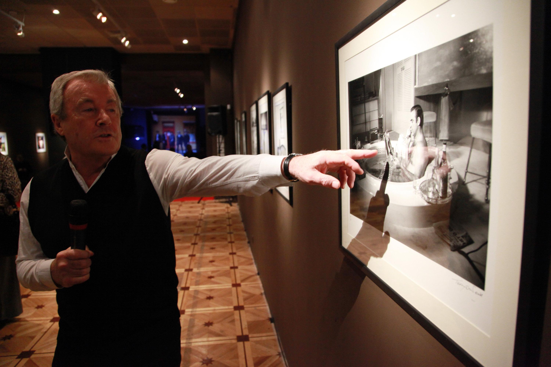 Выставка фоторабот Терри О'Нил: Первые и Последние открылась в Государственной галерее на Солянке