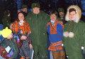 В.Черномырдин во время отдыха в Финляндии