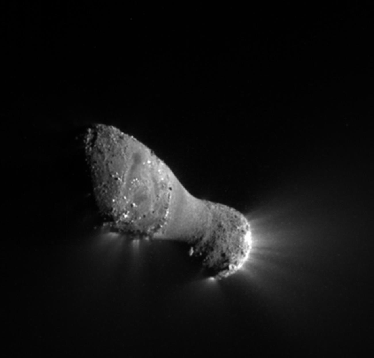 Комета Хартли-2