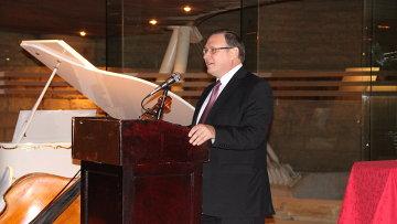 Посол РФ в Саудовской Аравии Олег Озеров. Архивное фото