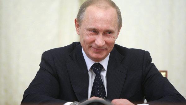 Владимир Путин ознакомился дистанционно с подготовкой объектов к Универсиаде-2013 в Казани