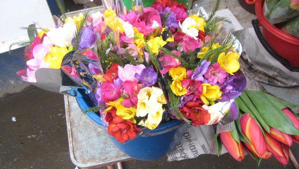 Продажа цветов в Краснодаре