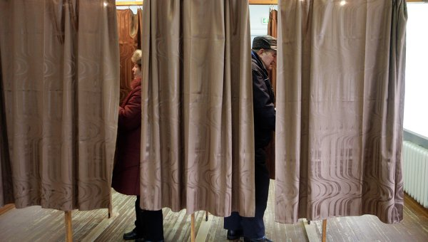 Парламентские выборы в Эстонии