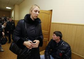 Заседание суда по делу Анны Шавенковой
