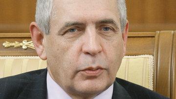 Заместитель министра финансов РФ Сергей Шаталов, Архивное фото
