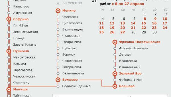 расписание пригородных электричек из москвы до ивантеевки 6апреля этим его