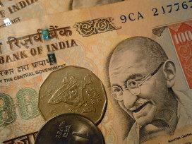 Индийские рупии. Архивное фото