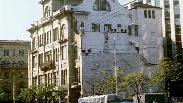 Здание редакции газеты Труд. Архивное фото