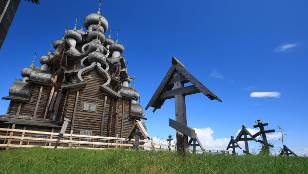 Весточка от ушедшей цивилизации Русского Севера