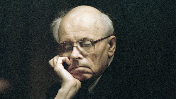 Академик Андрей Сахаров. Архив