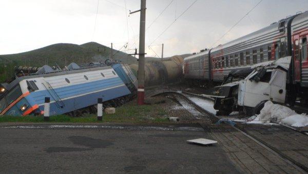 Аварии на железнодорожном транспорте видео фото 492-644
