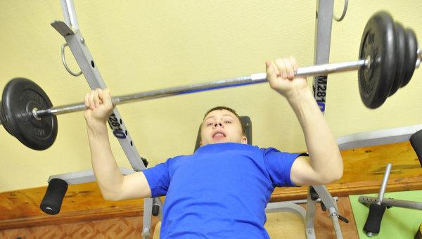 Реабилитанты живут по принципу в здоровом теле – здоровый дух!