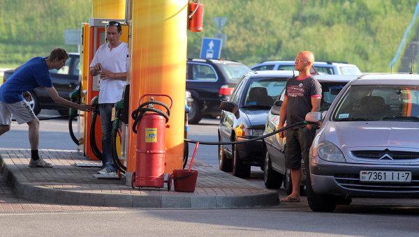 В Белоруссии снижены розничные цены на нефтепродукты