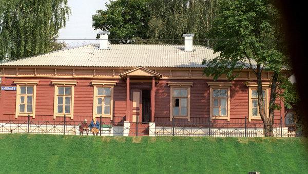 Музей-усадьба Л. Н. Толстого Ясная Поляна. Архивное фото