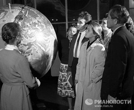 Лектор Московского планетария