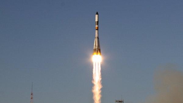 Запуск РН Союз-У с ГТК Прогресс М-11М