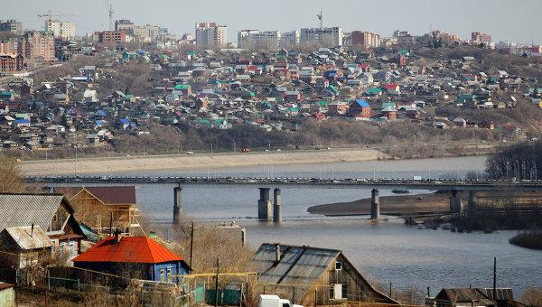 Уфа. Архивное фото
