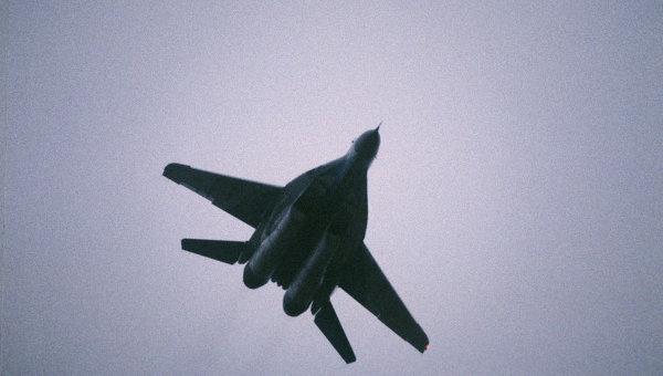 Самолет МиГ-29. Архивное фото