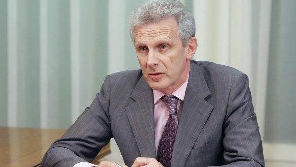 Министр образования и науки Андрей Фурсенко