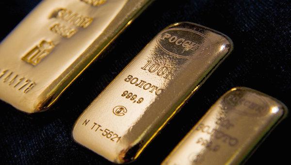 Золото дорожает после данных по инфляции в США