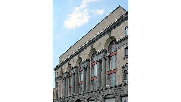 Здание ФСКН. Архивное фото
