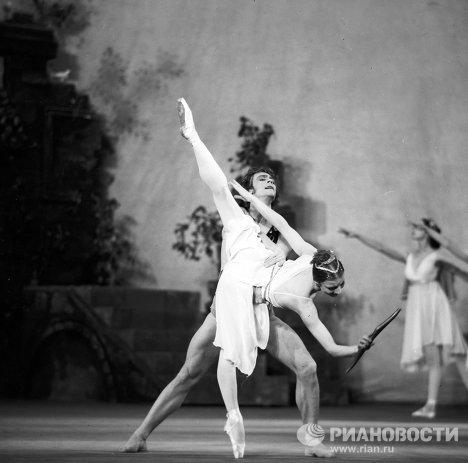 Па-де Диан из балета Эсмеральда