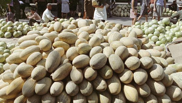 Самый сладкий праздник отмечают в Туркмении - День туркменской дыни