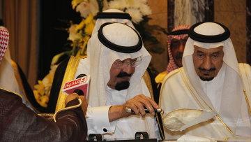Король Саудовской Аравии Абдалла бен Абдель Азиз. Архивное фото.