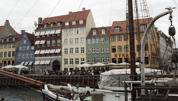 Дания. Вид. Архивное фото.