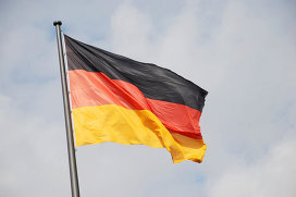 Флаг Германии, Архивное фото