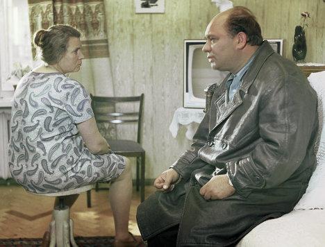 Евгений Леонов и Любовь Соколова