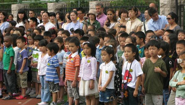 Пекинская школа «Фанцаоди». Архивное фото