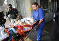 Пострадавшие в катастрофе самолета Як-42 доставлены в больницы