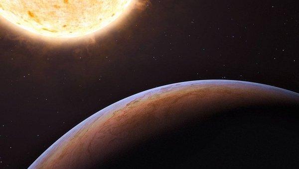 Первая обнаруженная планета внегалактического происхождения HIP 13044 b