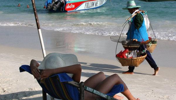 Пляж Ко-Куди в Таиланде