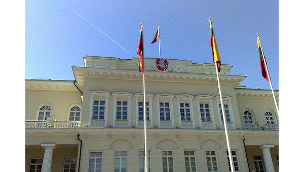 Ситуация в Литве. Архивное фото