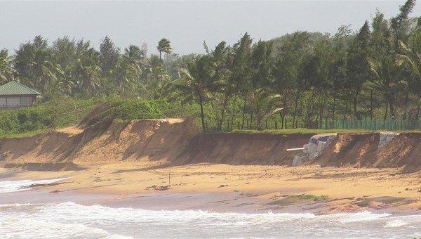 Пляжи в штате Гоа в Индии