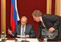 Поездка премьер-министра РФ Владимира Путина в Южный федеральный округ