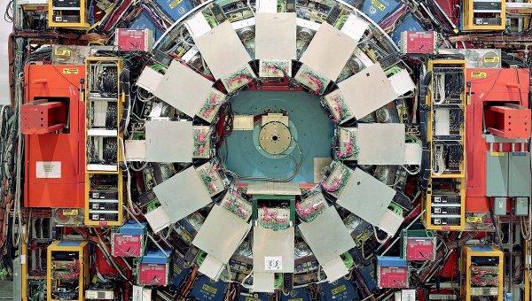 Детектор CDF коллайдера Теватрон