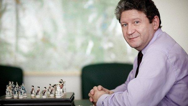 Руководитель Избирательной комиссии Московской области Ирек Вильданов