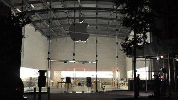 Магазин Apple Store. Архив