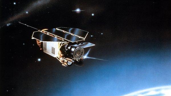 Рентгеновский телескоп ROSAT