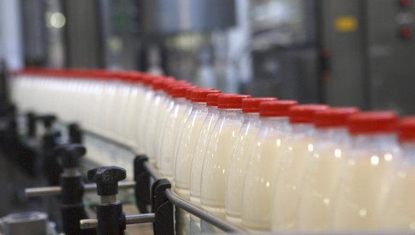 Производство молочных продуктов. Архивное фото
