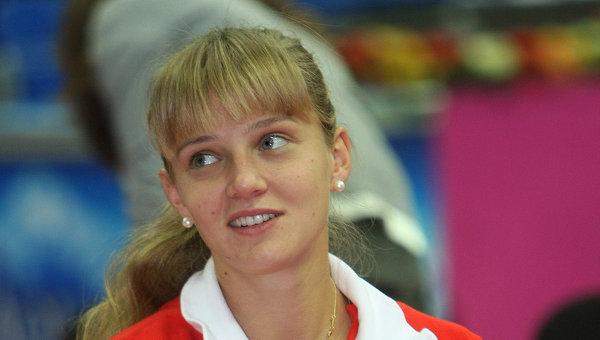 Анна Чакветадзе, архивное фото